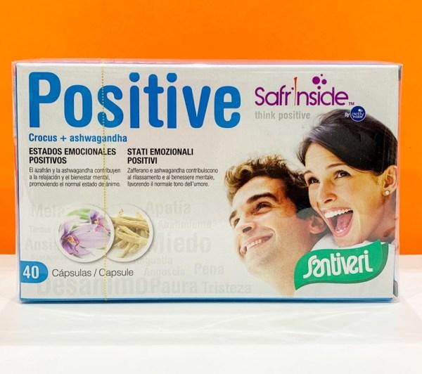 Capsule - positive - Santiveri | Erboristeria Erbainfusa Como | Shop Online
