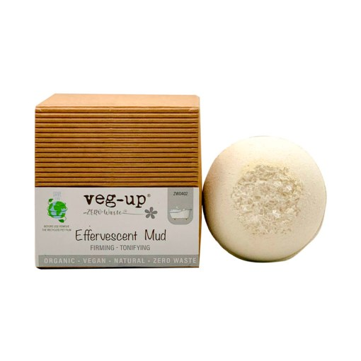 Effervescent Mud White - Tonifying - Veg Up | Erboristeria Erbainfusa Como | Shop Online