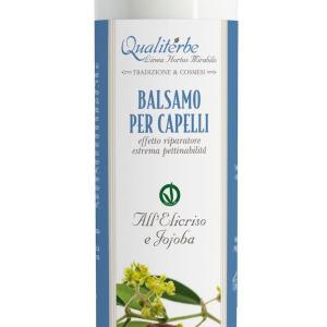 Balsamo capelli - Elicriso e jojoba - Qualiterbe | Erboristeria Erbainfusa Como | Shop Online
