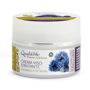 Crema viso idratante - Qualiterbe | Erboristeria Erbainfusa Como | Shop Online