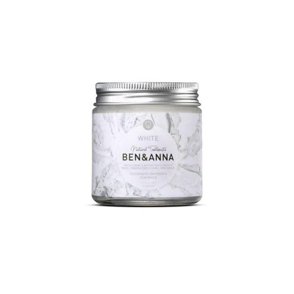 Dentifricio - white - Ben & Ann | Erboristeria Erbainfusa Como | Shop Online