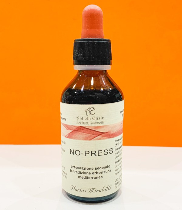 Elisir - no press - Hortus Mirabilis | Erboristeria Erbainfusa Como | Shop Online