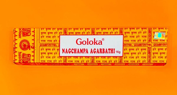Incensi - Nag Champa - Goloka | Erboristeria Erbainfusa Como | Shop Online