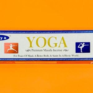 Incensi - Yoga - Satya | Erboristeria Erbainfusa Como | Shop Online