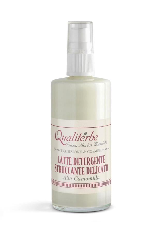 Latte detergente - struccante alla camomilla - Qualiterbe | Erboristeria Erbainfusa Como | Shop Online