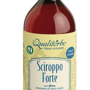 Sciroppo - Adulti forte 200 ml - Qualiterbe Qualiterbe | Erboristeria Erbainfusa Como | Shop