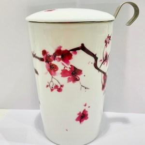 Tazza - fior di ciliegio - Tea Forte   Erboristeria Erbainfusa Como   Shop Online