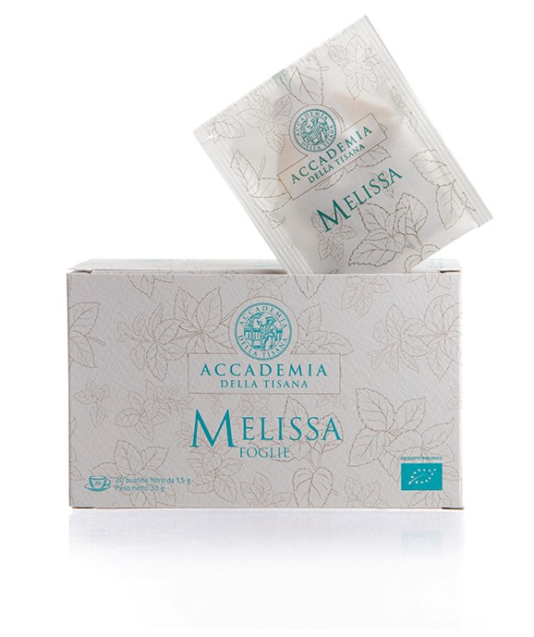Tisana - melissa - Biokyma | Erboristeria Erbainfusa Como | Shop Online