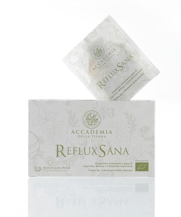 Tisana - refluxsana - Biokyma | Erboristeria Erbainfusa Como | Shop Online