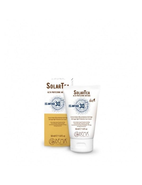 Crema solare alta protezione antiage SPF 30 - Bema Cosmetici | Erboristeria Erbainfusa Como | Shop Online.jpeg