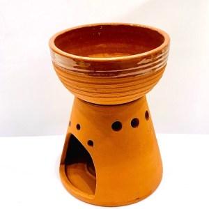 Diffusore in terracotta - Dhavantari | Erboristeria Erbainfusa Como | Shop Online
