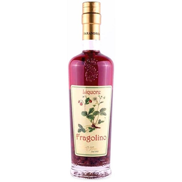 Fragolino 50 cl - Sarandrea | Erboristeria Erbainfusa Como | Shop Online
