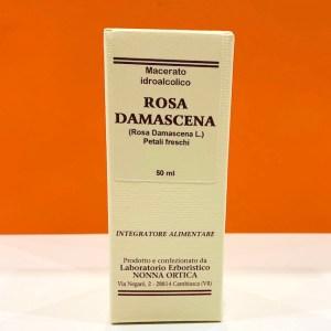 Tintura madre - rosa damascena - Nonna Ortica | Erboristeria Erbainfusa Como | Shop Online