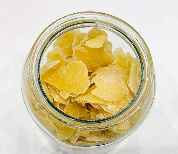 Zenzero - candito senza zucchero in superficie - Biokyma   Erboristeria Erbainfusa Como   Shop Online