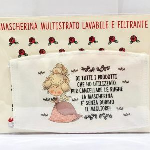 Mascherina lavabile - 5 - Arcadia | Erboristeria Erbainfusa Como | Shop Online