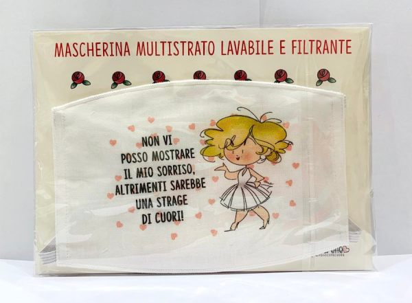 Mascherina lavabile - 7 - Arcadia | Erboristeria Erbainfusa Como | Shop Online
