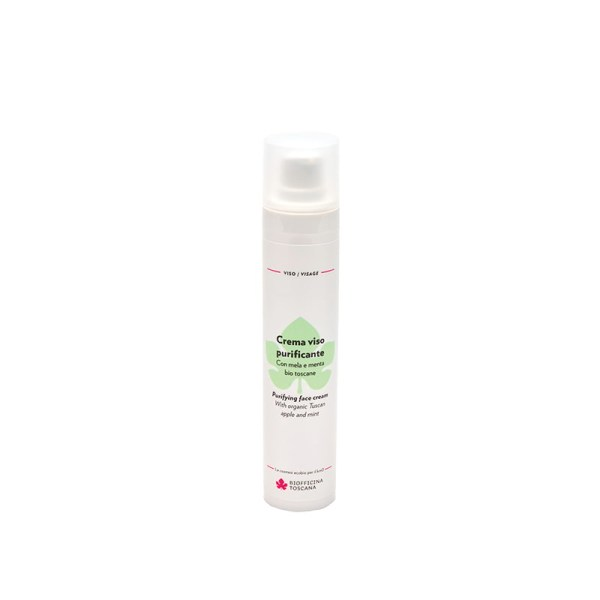 Crema viso purificante - Biofficina Toscana | Erboristeria Erbainfusa Como | Shop Online