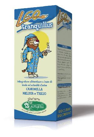 Leo Tranquillus - Sangalli | Erboristeria Erbainfusa Como | Shop Online