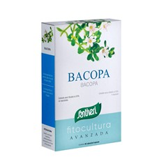Bacopa capsule - Santiveri | Erboristeria Erbainfusa Como | Shop Online