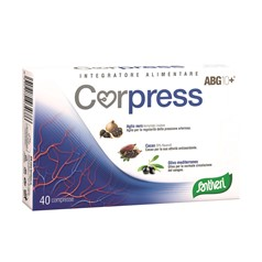 Corpress compresse - Santiveri   Erboristeria Erbainfusa Como   Shop Online