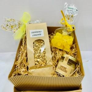 Tisana, caramelle e marmellata zenzero e limone - Erbainfusa | Erboristeria Erbainfusa Como | Shop Online