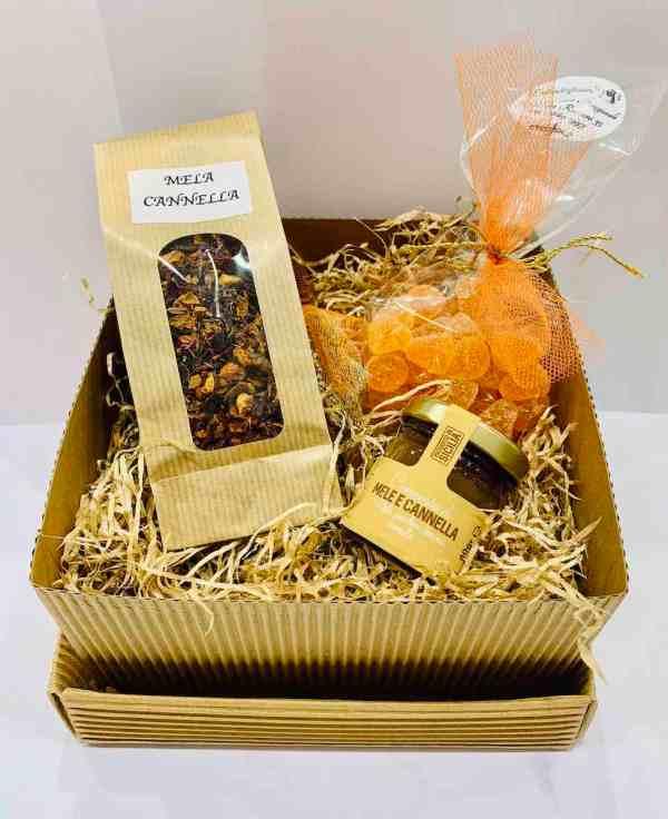 Tisana, caramelle e marmellata mela e cannella - Erbainfusa | Erboristeria Erbainfusa Como | Shop Online