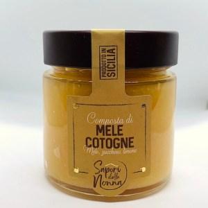 Composta di mele cotogne - Sapori della Nonna | Erboristeria Erbainfusa Como | Shop Online