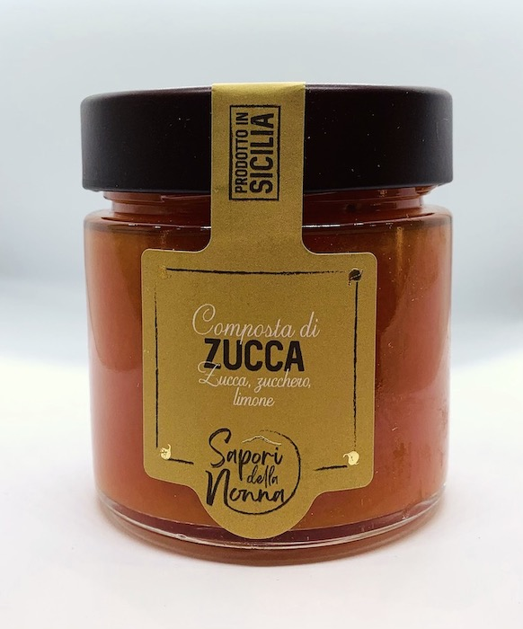 Composta di zucca - Sapori della Nonna | Erboristeria Erbainfusa Como | Shop Online