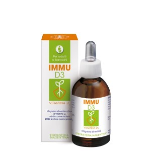 Immu D3 - Erboristeria Magentina | Erboristeria Erbainfusa Como | Shop Online