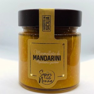 Marmellata di mandarini - Sapori della Nonna | Erboristeria Erbainfusa Como | Shop Online