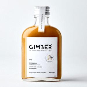 Concentrato di zenzero biologico 200 ml - Gimber | Erboristeria Erbainfusa Como | Shop Online