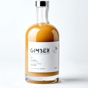 Concentrato di zenzero biologico 700 ml - Gimber | Erboristeria Erbainfusa Como | Shop Online