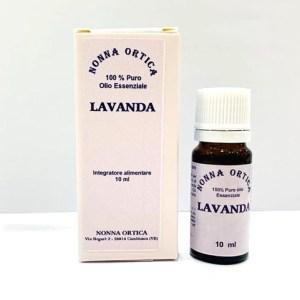 Olio essenziale - lavanda 10 ml - Nonna Ortica  Erboristeria Erbainfusa Como   Shop Online