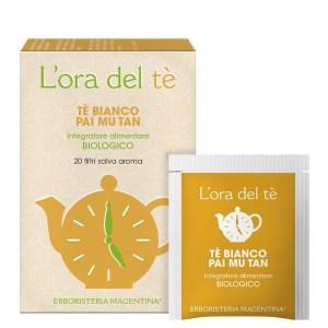 Tè Bianco Pai Mu Tan - Erboristeria Magentina   Erboristeria Erbainfusa Como   Shop Online