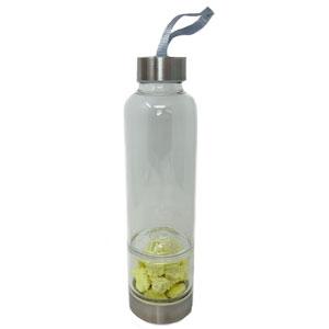 Bottiglia elisir - Zolfo - Cristalli del benessere | Erboristeria Erbainfusa Como | Shop Online