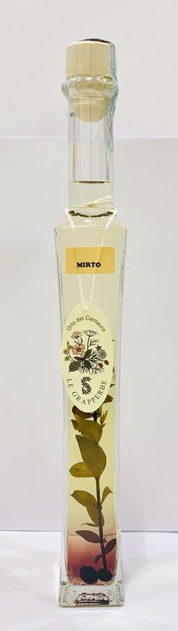 Grappa al Mirto 20 cl - Sarandrea | Erboristeria Erbainfusa Como | Shop Online