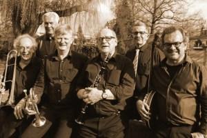 Never Mind Jazz Band @ Hotel-Bistro De Kruisberg | Doetinchem | Gelderland | Nederland