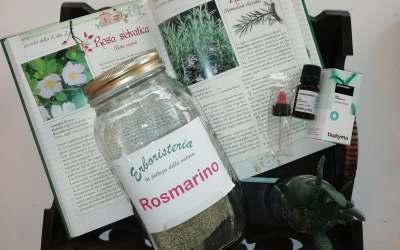 Il Rosmarino è una delle mie erbe preferite