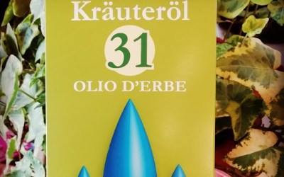 Olio 31 secondo l'Antica formula Svizzera