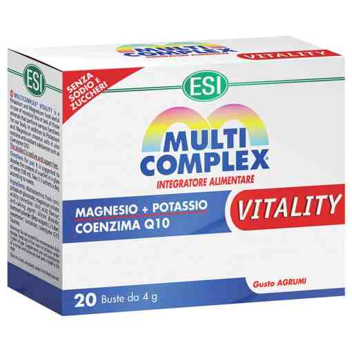 Multicomplex Vitality