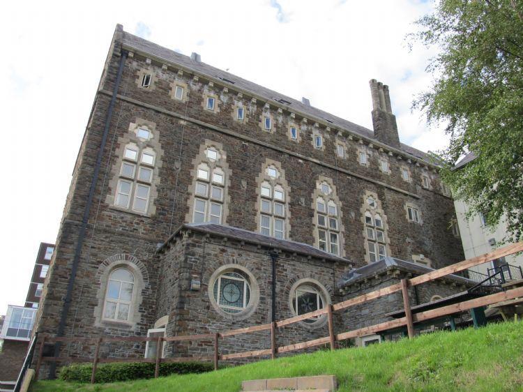 Image result for dilapidated grammar school