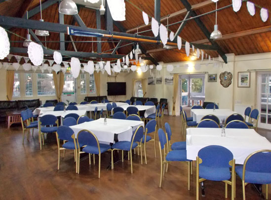 The Boathouse At Evesham Rowing Club Evesham Rowing And