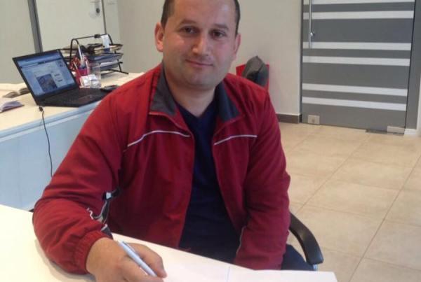 Festim Bregasi (elektricist) i punesuar ne Gjermani