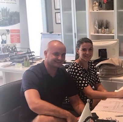 Ilir Shahini dhe Fabiola Shurdhi te punesuar ne gjermani