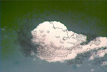 How to Draw Clouds by Salise Hughes