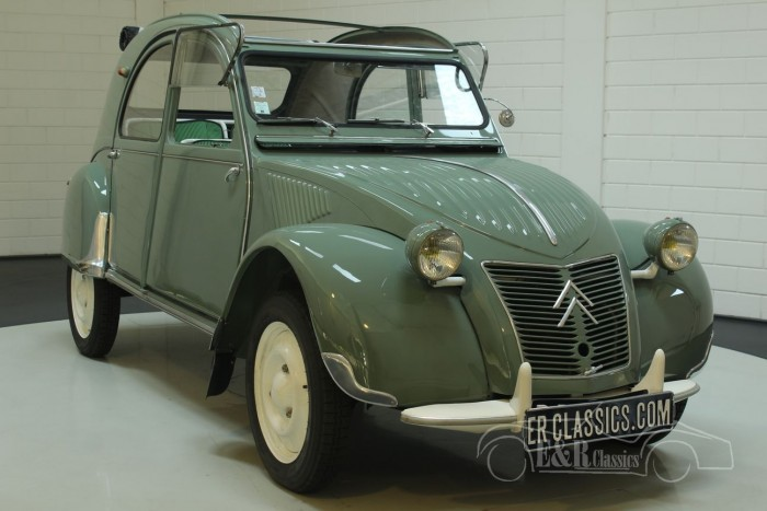 Citroen 2cv Az 1957 For Sale At Erclassics