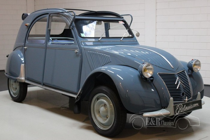 Citroen 2cv 1959 For Sale At Erclassics
