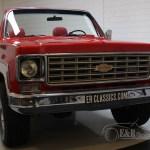 Chevrolet Blazer K5 Convertible 1975 5 7l V8 4x4 For Sale At Erclassics