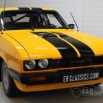 Ford Capri Mkiii 1983 For Sale At Erclassics