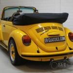 Vw Beetle Convertible 1974 A La Venta En Erclassics